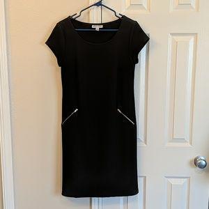 Black Shelby and Palmer sheath dress